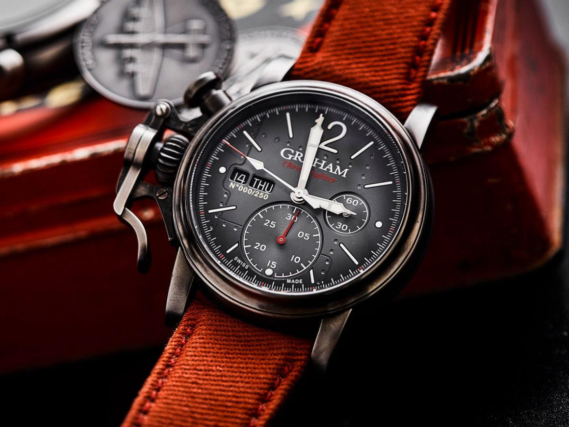 3 of the best British watch brands Graham watches