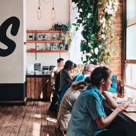 National Coffee Day 5 of the best coffee shops in London that transform into bars - Ozone Coffee Roasters