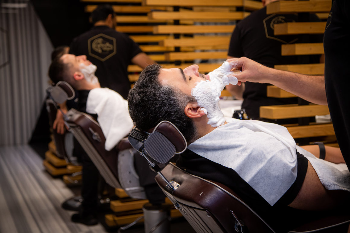 Maintain your moustache this Movember with ADAM Grooming atelier