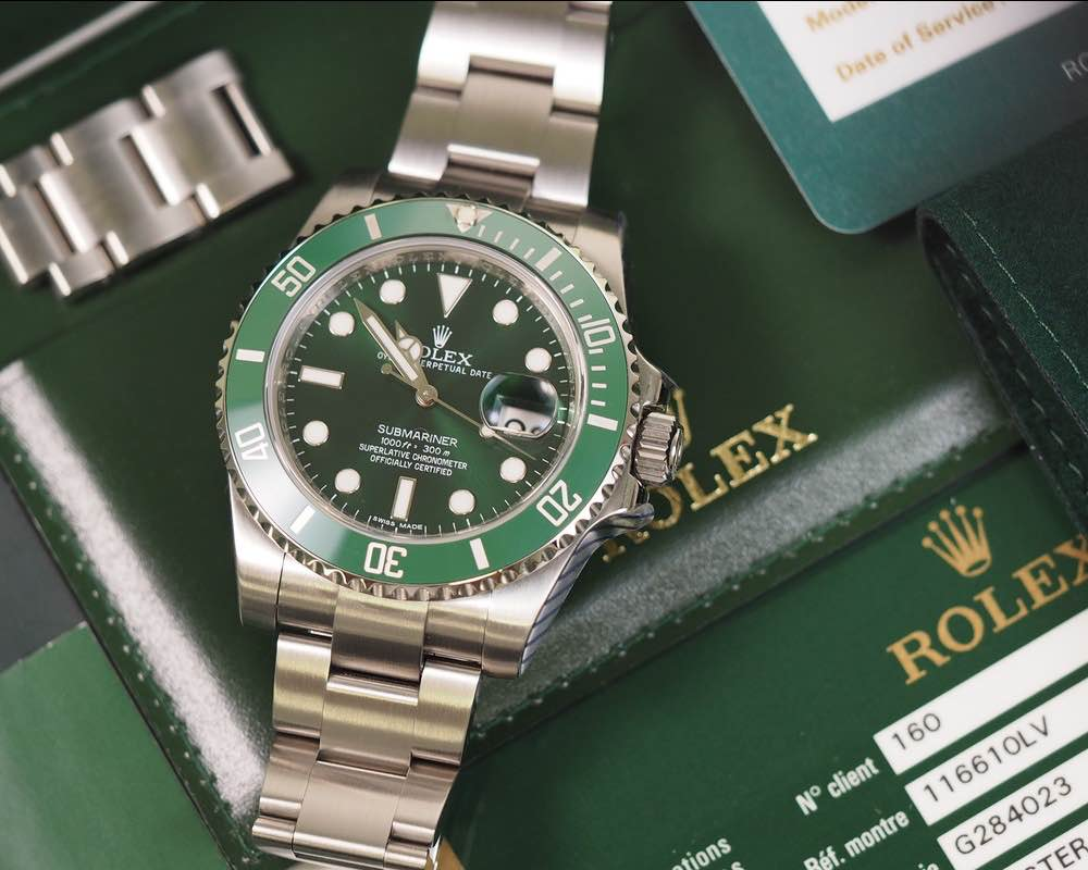The Watchfinder London flagship boutique - Second hand rolex London