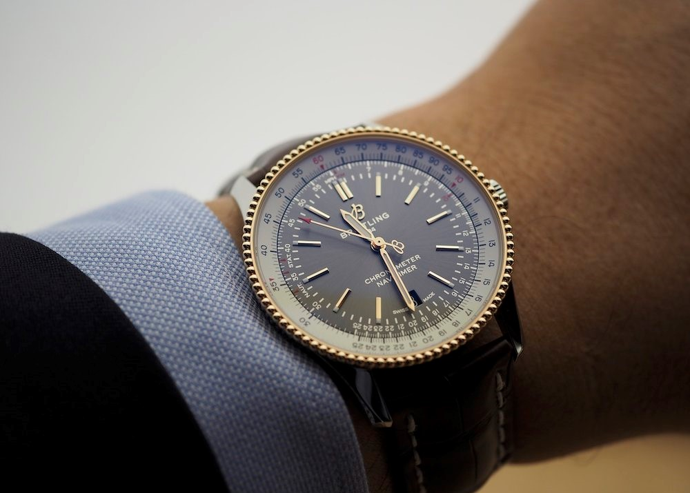 The Watchfinder London flagship boutique - watchfinder UK Breitling