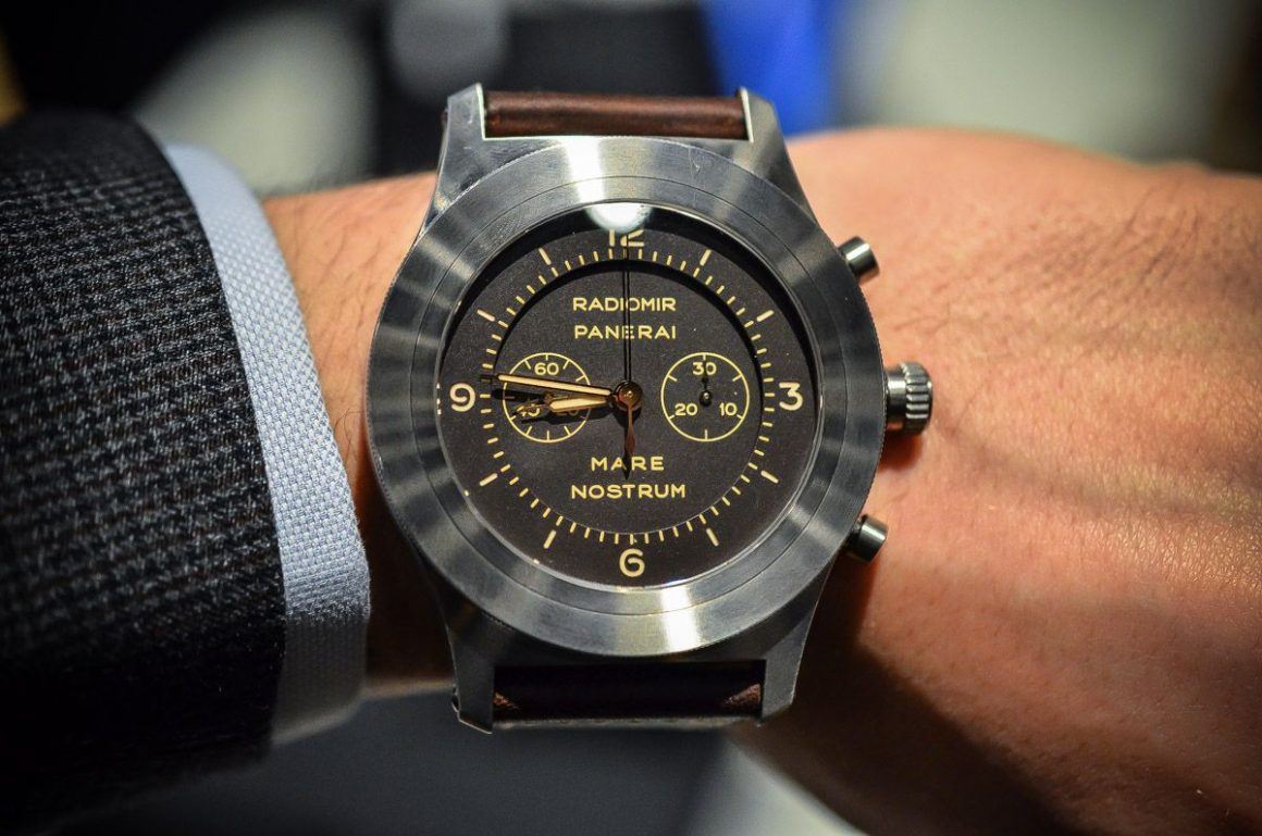 The Watchfinder London flagship boutique - watchfinder UK Panerai