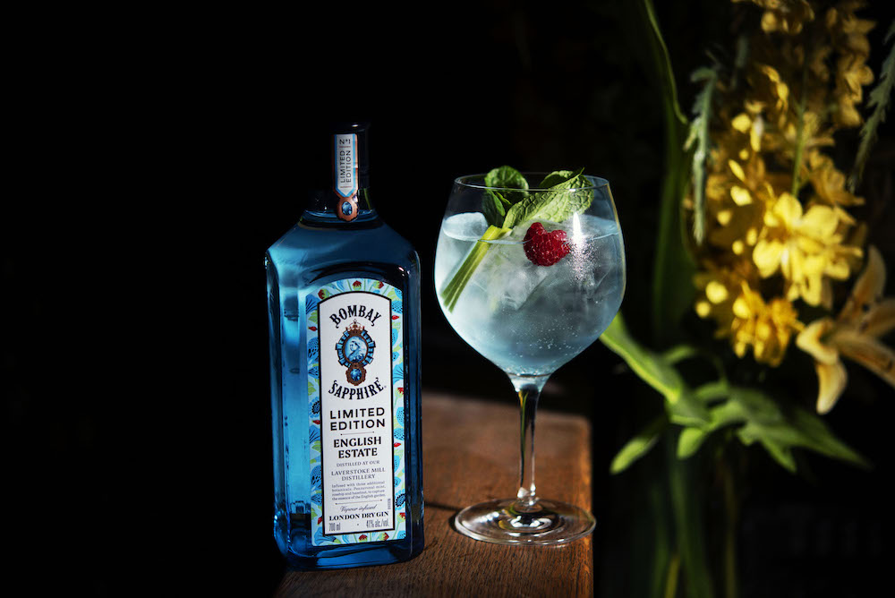 Christmas cocktails with Bacardi. A showcase of the finest festive tipples - Bombay Sapphire English Estate