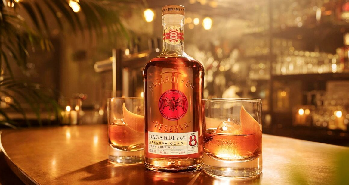Christmas cocktails with Bacardi. A showcase of the finest festive tipples - Reserva Ocho