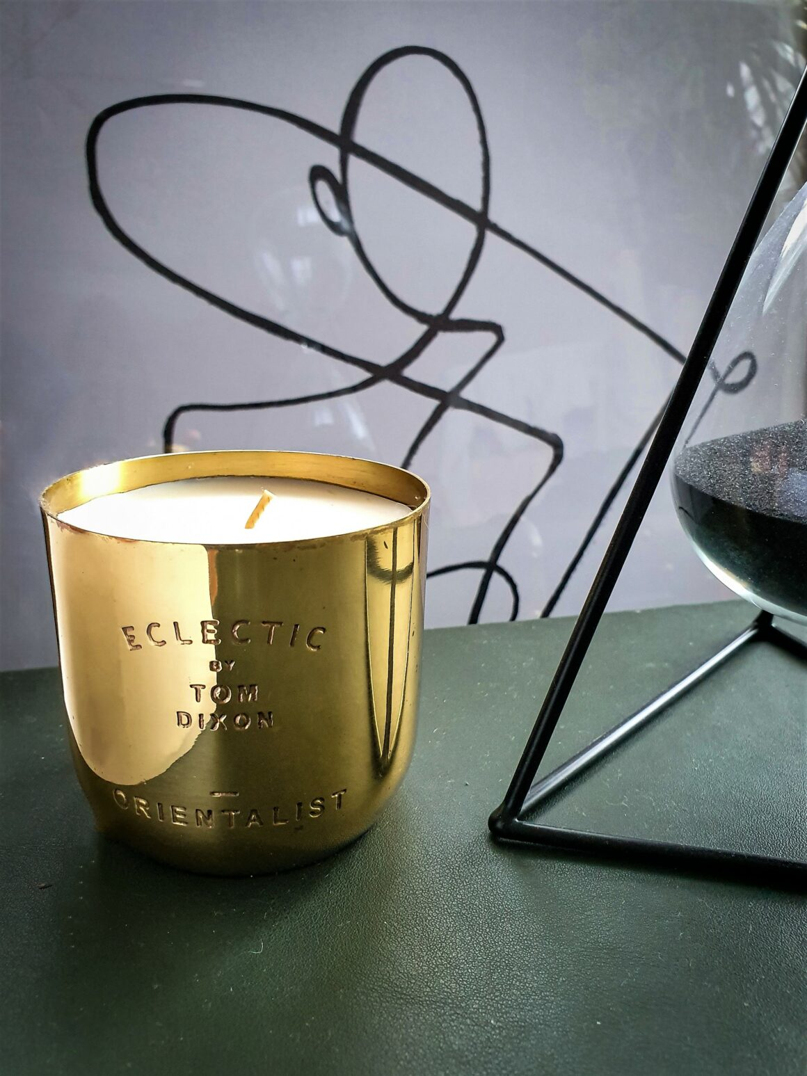 Precisely picked Christmas presents for him - Tom Dixon Candle