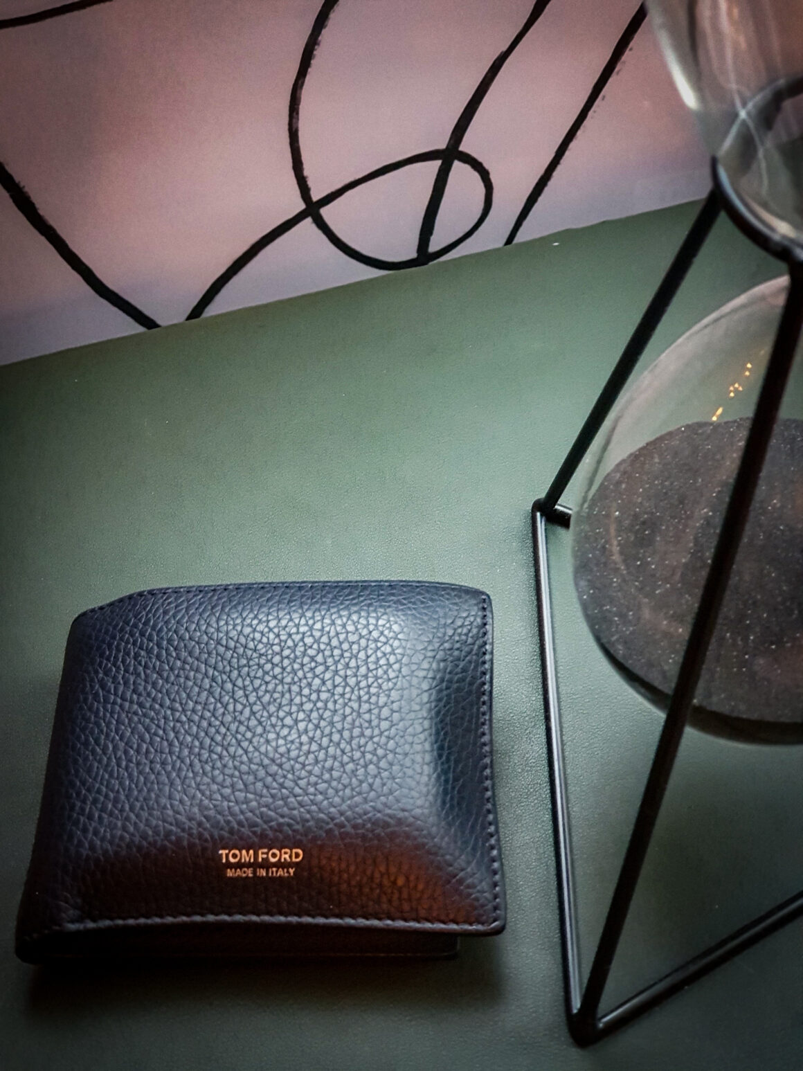 Precisely picked Christmas presents for him - Tom Ford Wallet