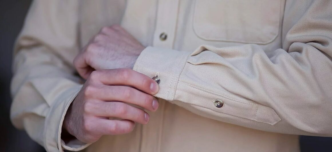 Sustainable British made shirts - We sit down with Bristol based menswear brand Grove & Co shirt