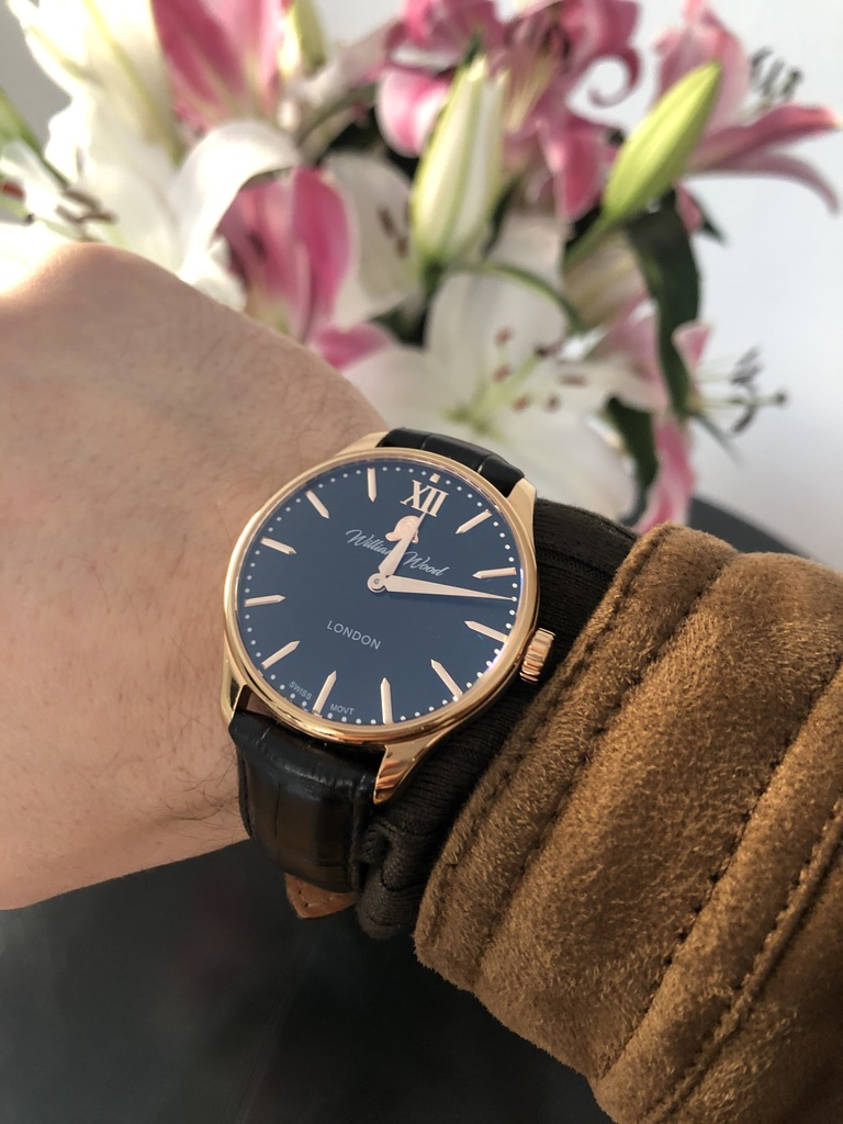 William Wood Watches The Chivalrous Collection