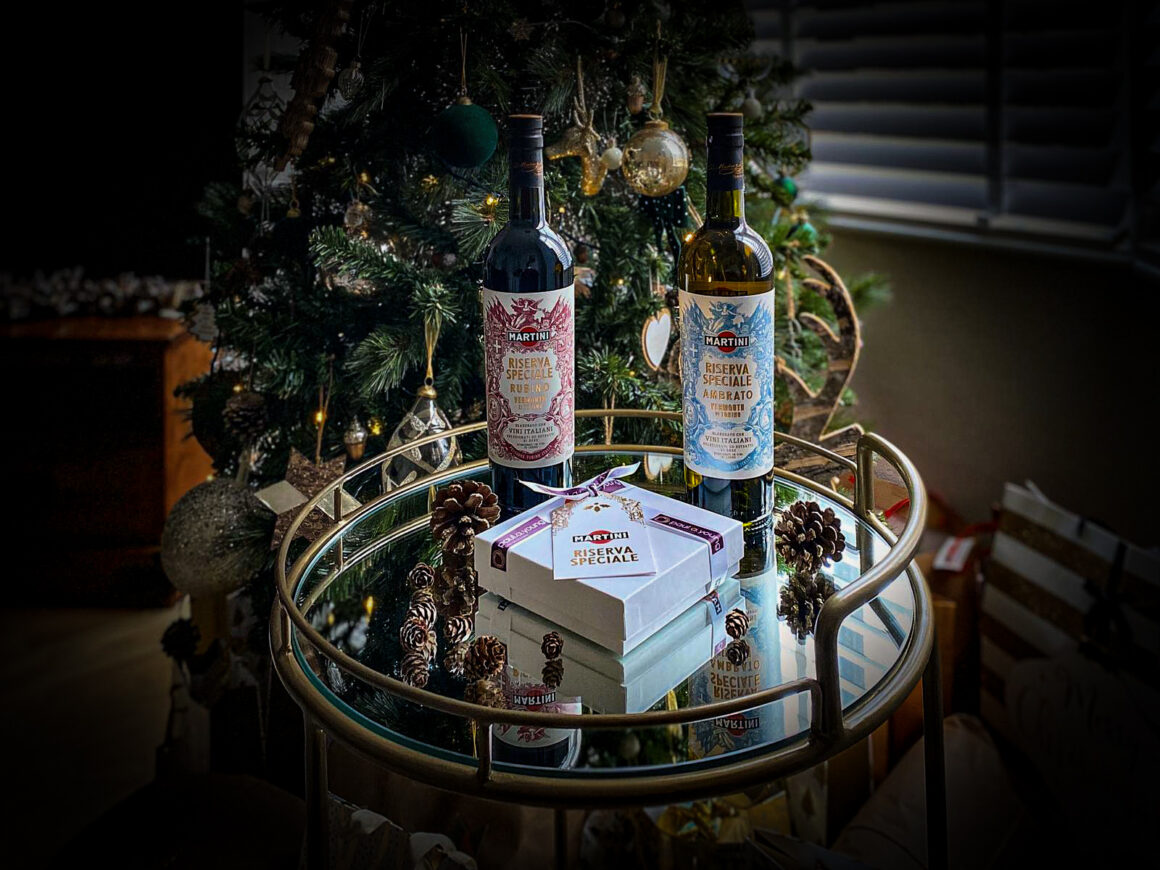 MARTINI celebrates the festive season with a Negroni chocolate collection by Paul A Young