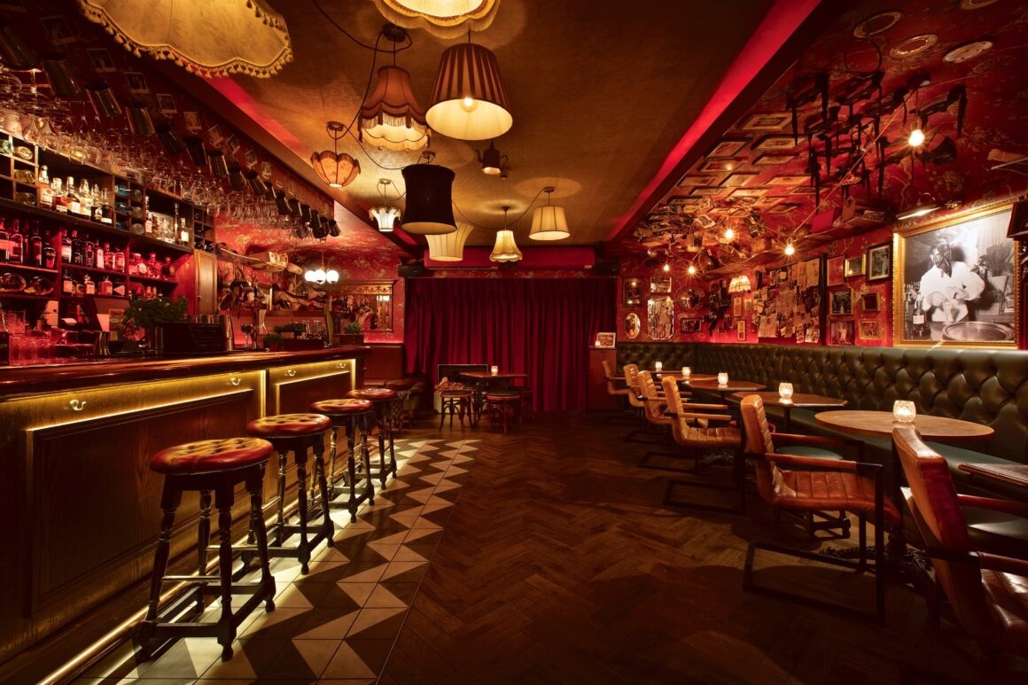 100 years since prohibition. Two of the finest London Speakeasies. BARTS