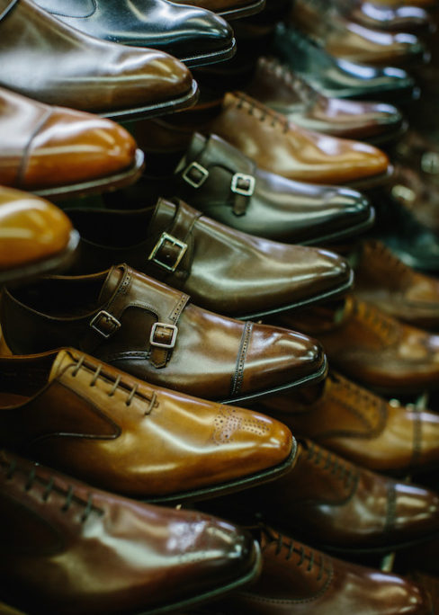 3 of the best Northampton Made in England shoe brands - Crockett and Jones shoes