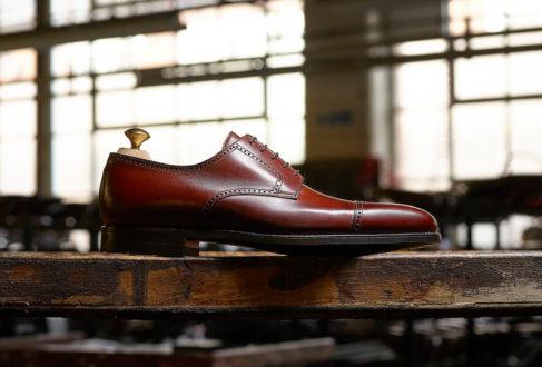 3 of the best Northampton Made in England shoe brands - Crockett and Jones