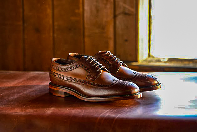 3 of the best Northampton Made in England shoe brands - Loake