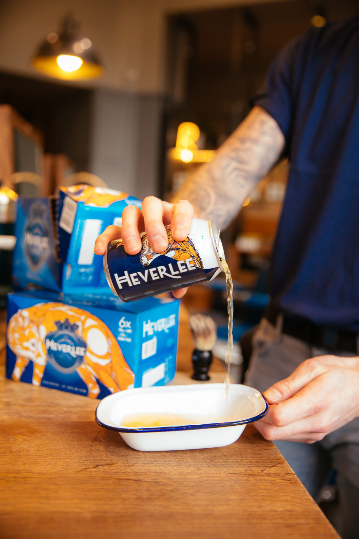 Ruffians to pioneer the first UK beer spa treatment - Heverlee