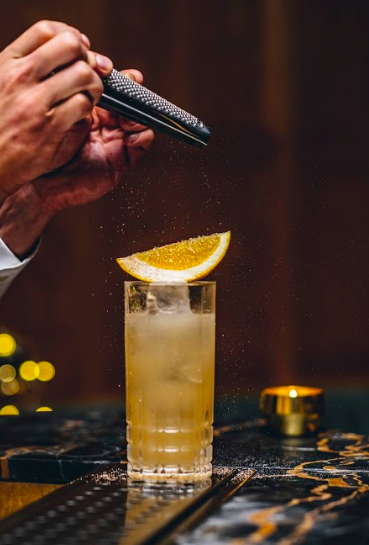The best cocktails from Grey Goose - Winter Punch