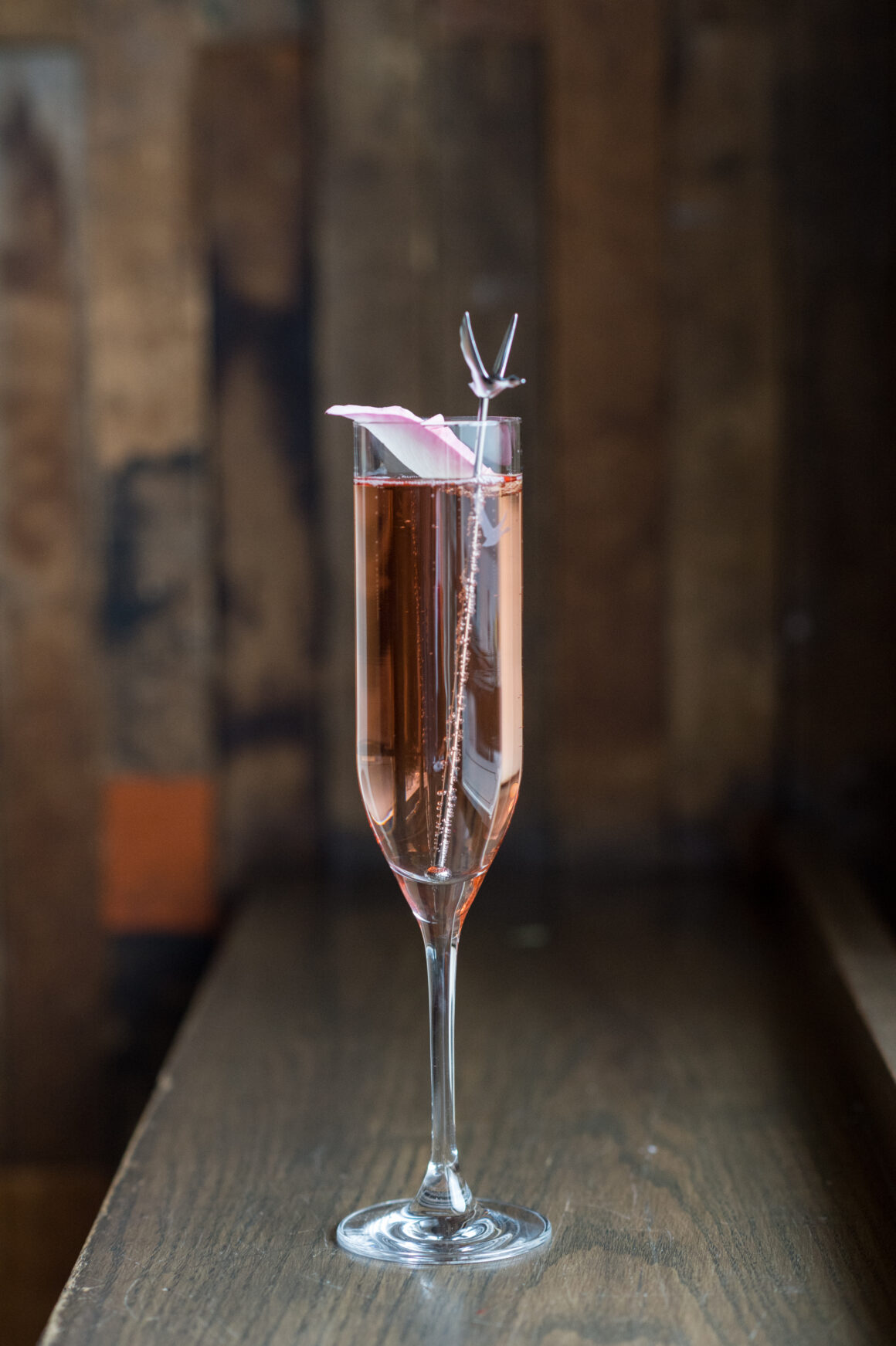 Valentine's Day cocktail recipes - A Rose By Another Name