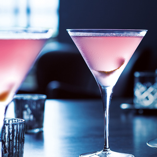 Valentine's Day cocktail recipes - Grey Goose Cosmopolitan
