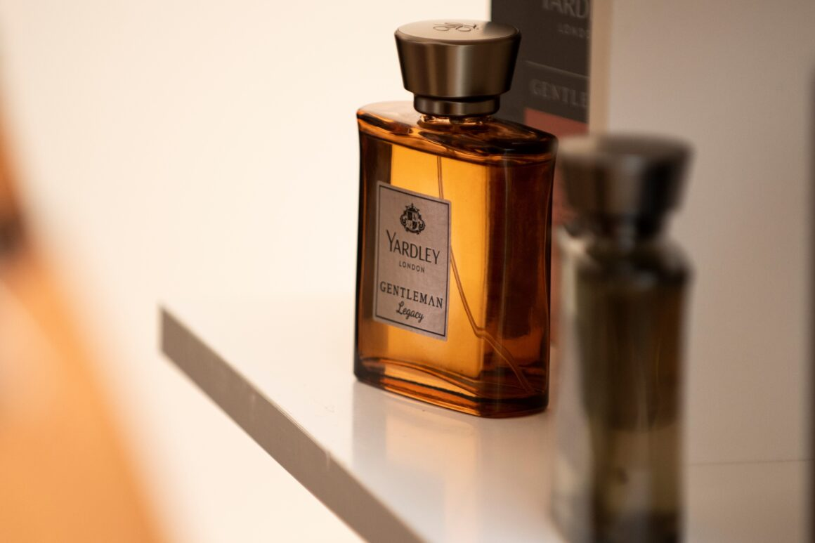 250 Years of Yardley London Gentleman