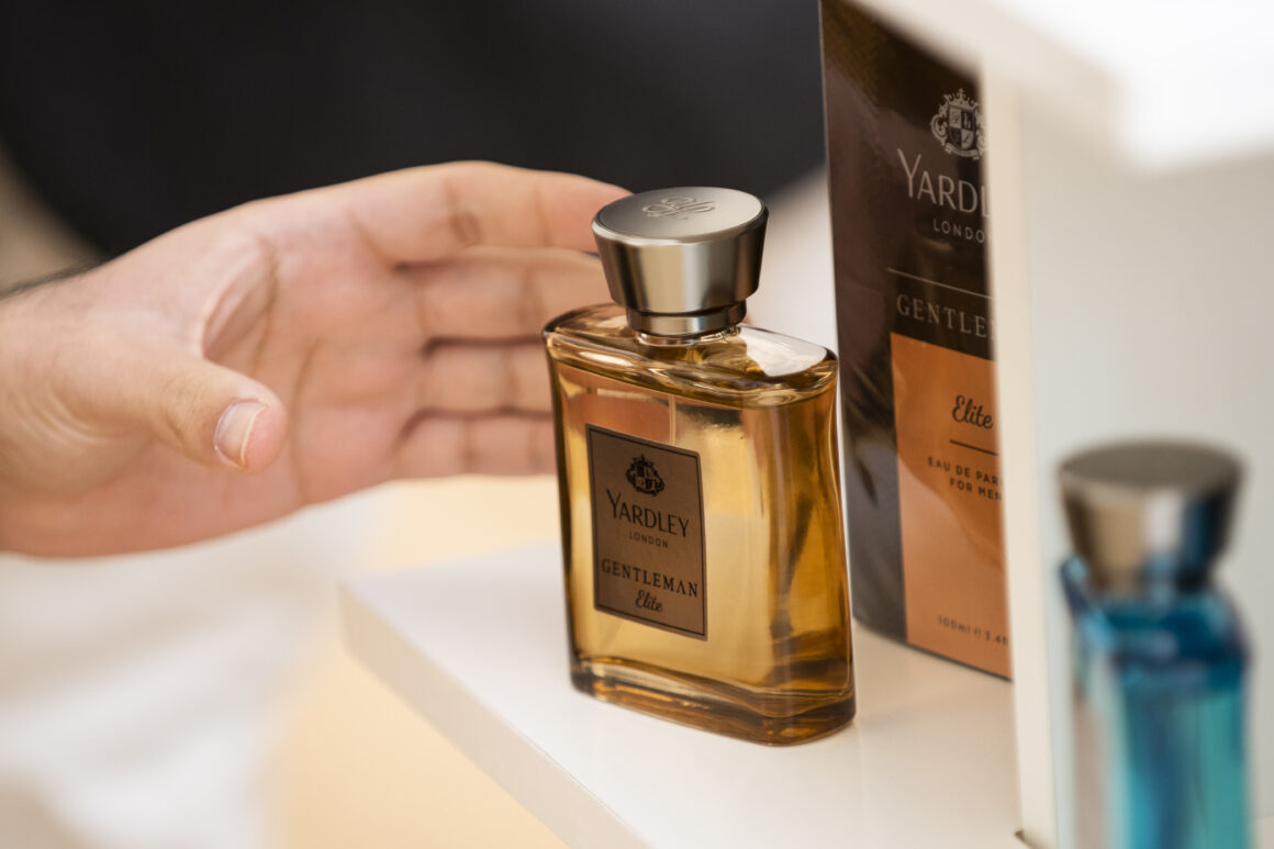 250 Years of Yardley London Gentleman Elite