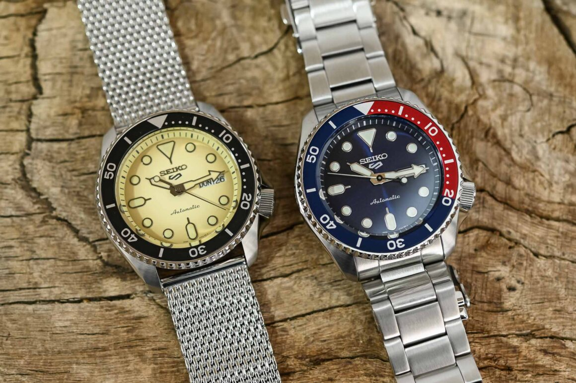 Five Affordable Watches to Start Your Collection - 2019 Seiko 5 collection