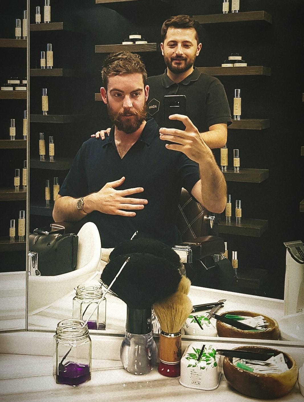 Good deed feed - ADAM Grooming match NHS donations - Haircut