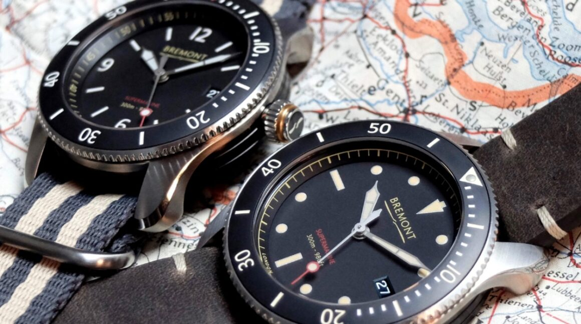 Good deed feed - British Watchmakers Bremont Watch