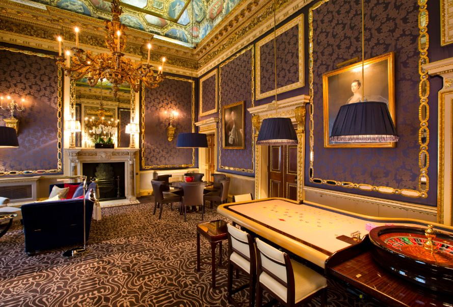 A Gentleman's Guide to London Casinos - Clermont Club