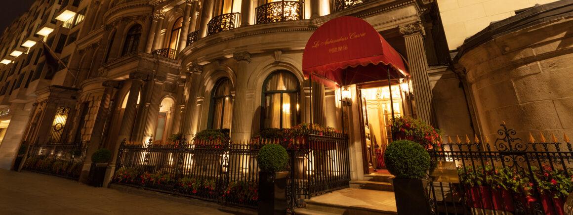 A Gentleman's Guide to London Casinos - Les Ambassadeurs