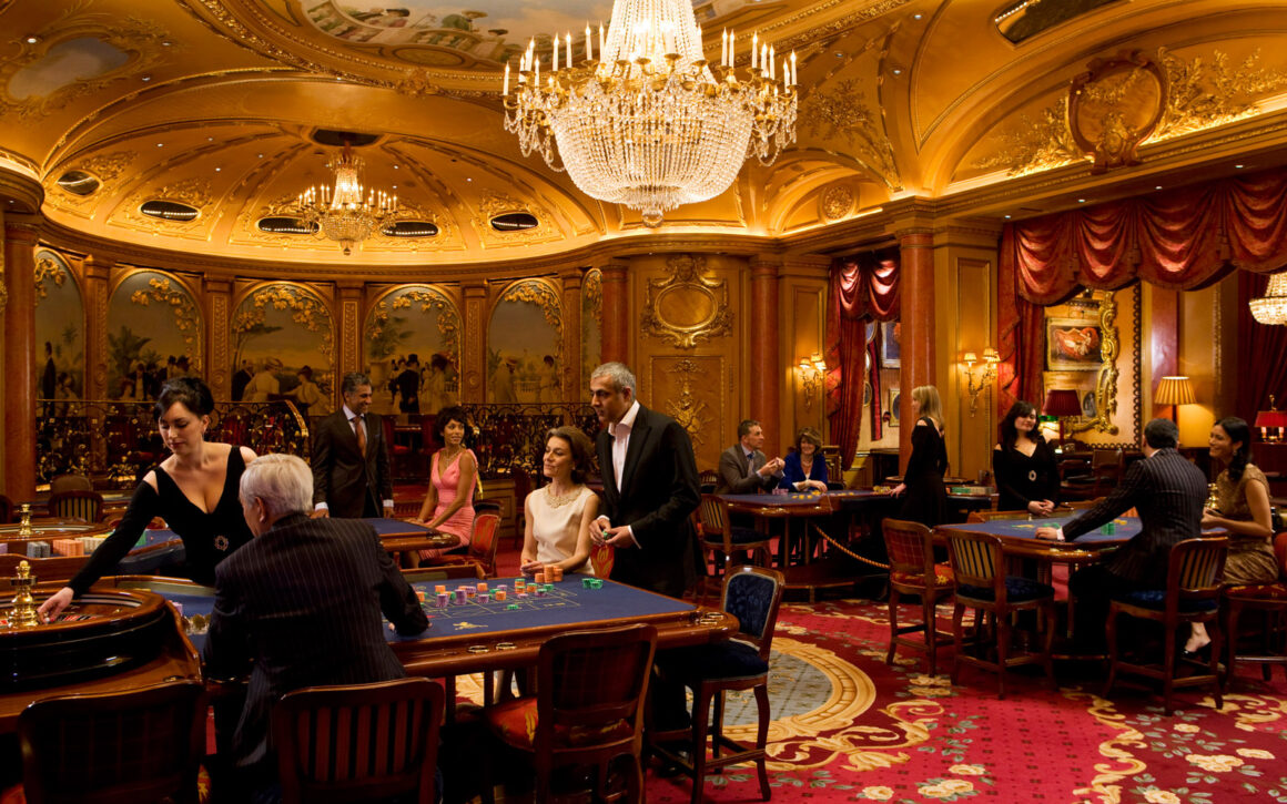 A Gentleman's Guide to London Casinos - The Ritz