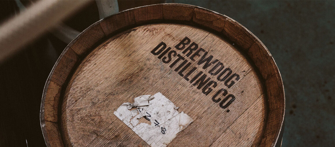 BrewDog Distilling Co Instagram bartender concierge
