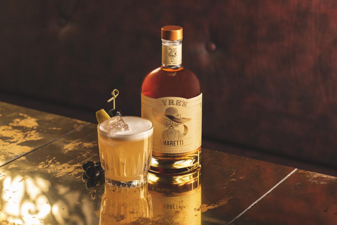Lyre's Non Alcoholic Spirits - Lyres Amaretti Sour
