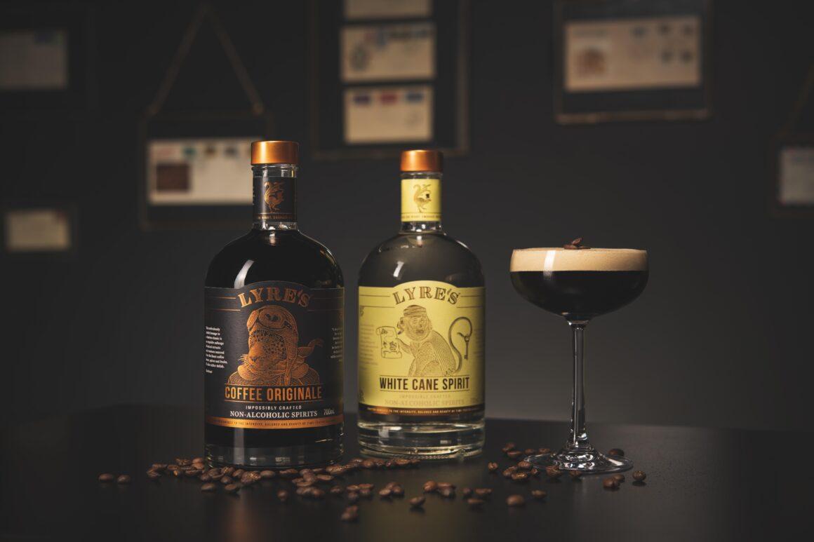Lyre's Non Alcoholic Spirits - Lyres Espresso Martini