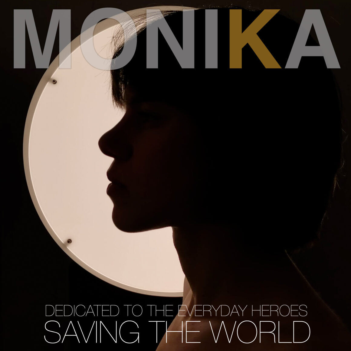 Saving The World by MONIKA Artwork