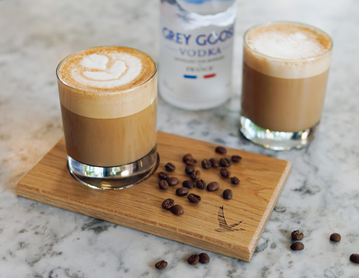 World Cocktail Day masterclass GREY GOOSE x Grind Espresso Martini