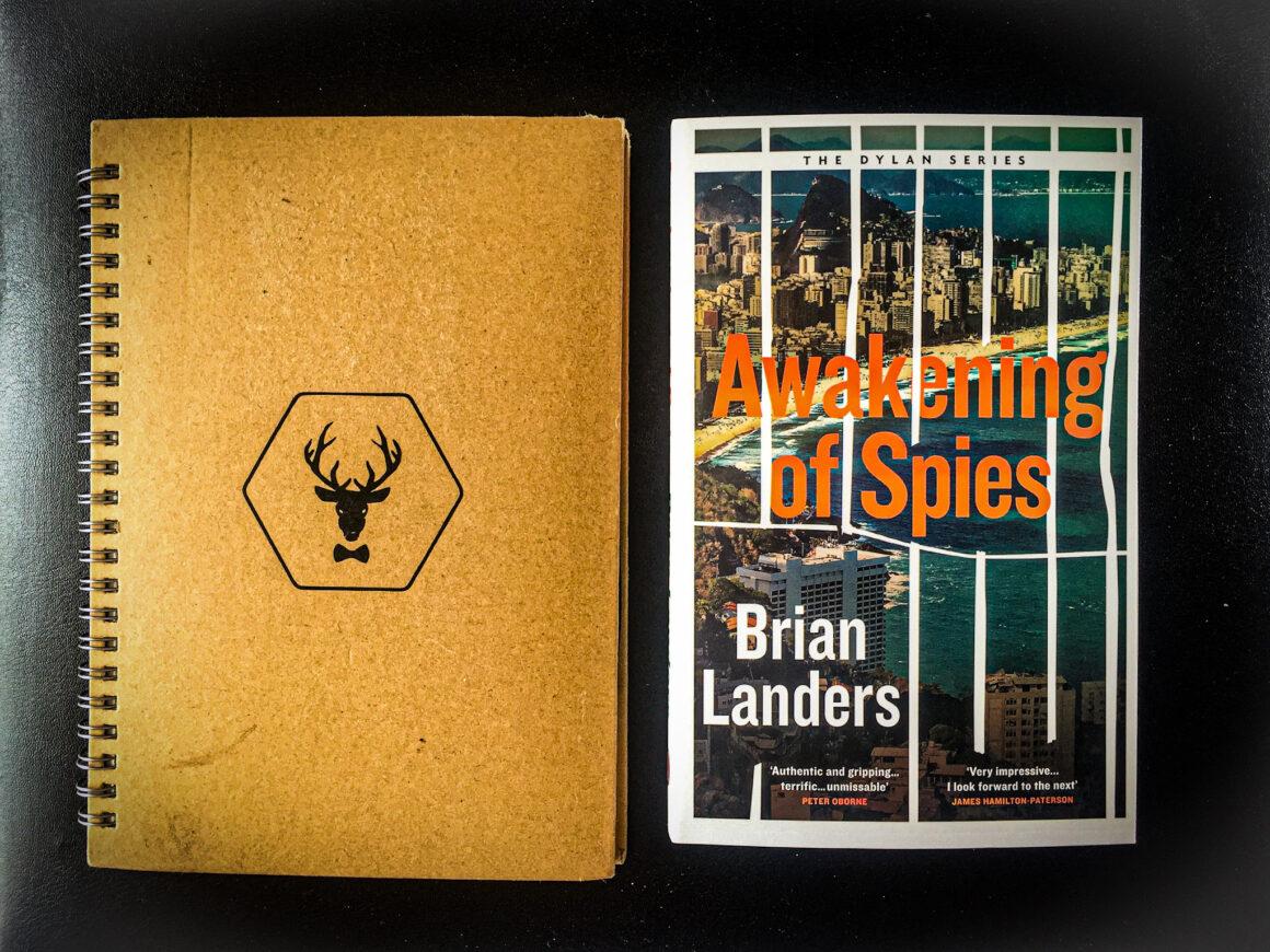 Awakening Of Spies Review Book Spy Thriller