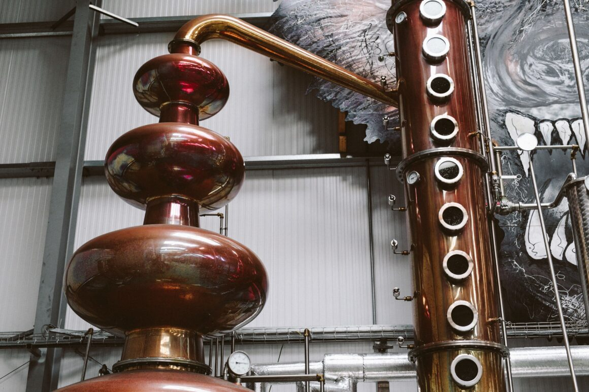 BrewDog Distillery Tour BrewDog Distilling Co