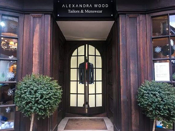 Savile Row's First Female Tailor - Alexandra Wood
