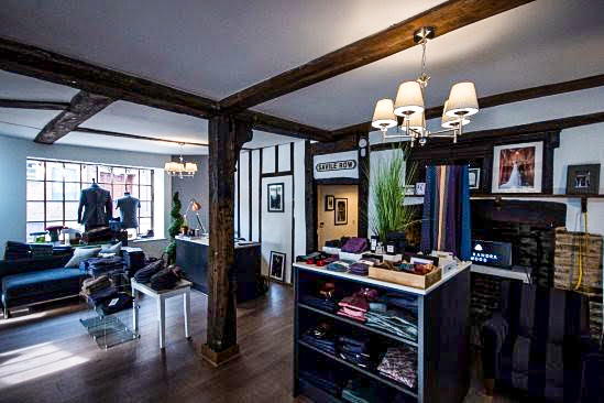 Savile Row's First Female Tailor - Alexandra Wood Bishop's Stortford