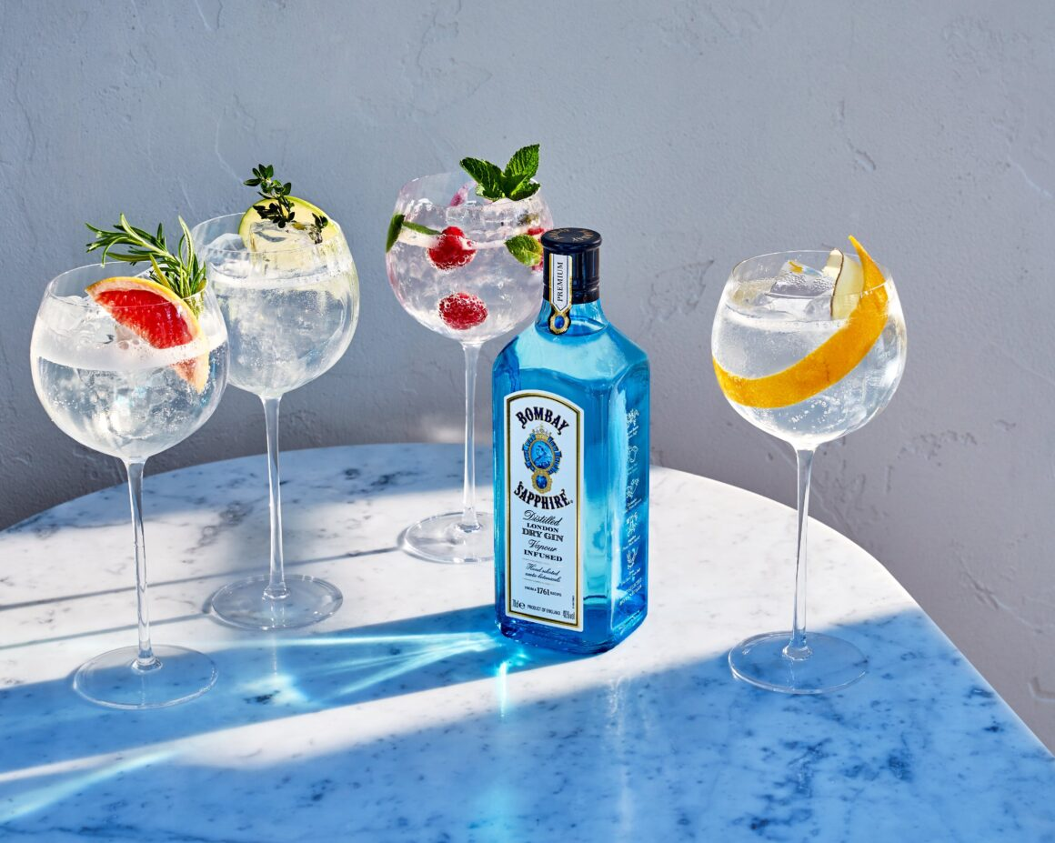 World Gin Day with Bombay Sapphire x Print Club London