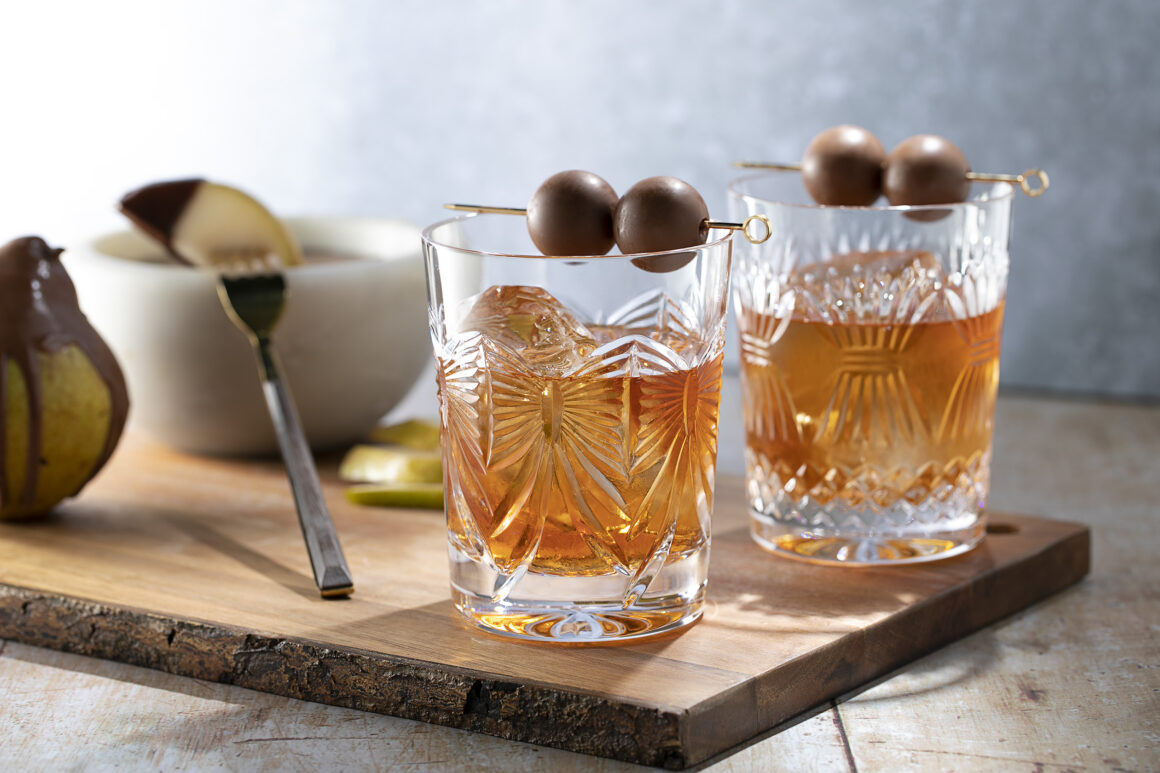 The Best Chocolate Cocktails - Bacardi Rum Coco-De-Pear