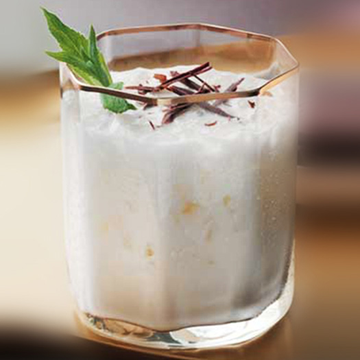 The Best Chocolate Cocktails - Grey Goose Mint Icicle