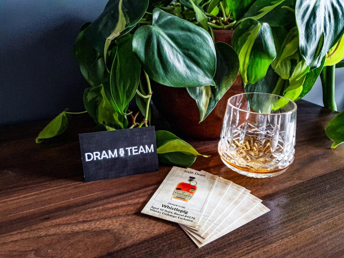 Whisky Tasting With The Dram Team - Premium Whisky