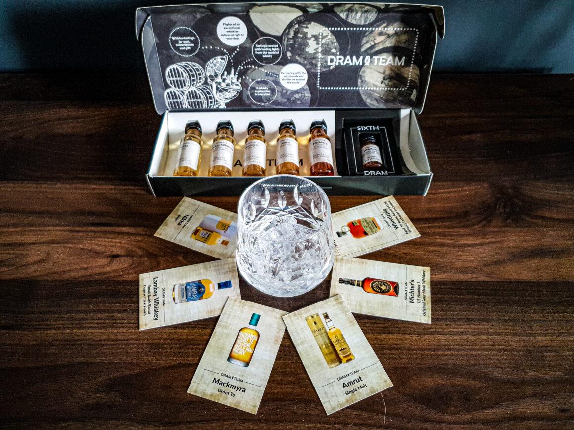 Whisky Tasting With The Dram Team - Whisky Dram