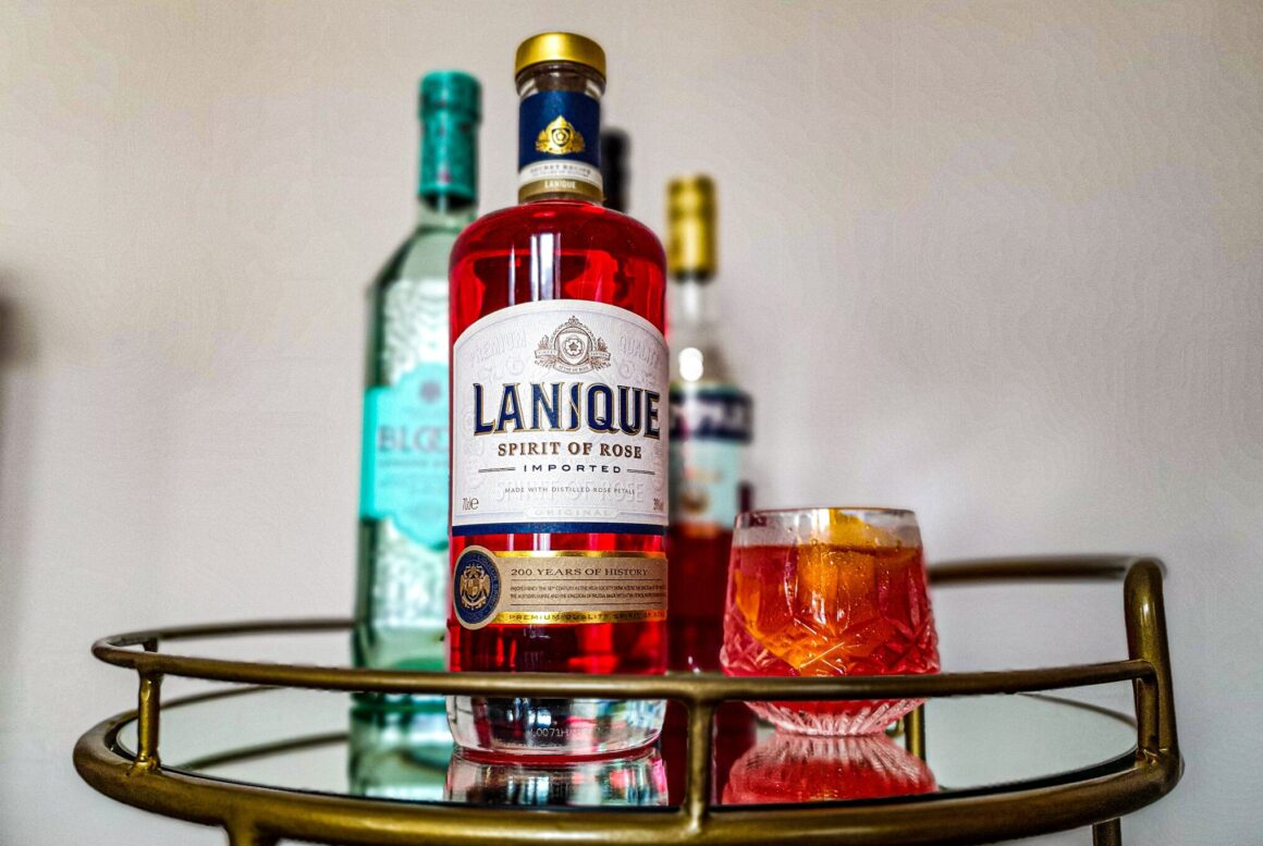 A Lanique Twist On The Classic Negroni Mixology Off The Cuff LDN