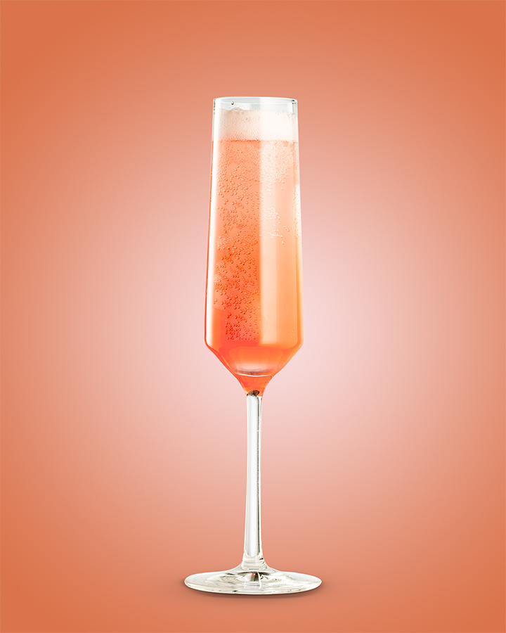 National Prosecco Day Cocktail Picks - Red Summer Spritz