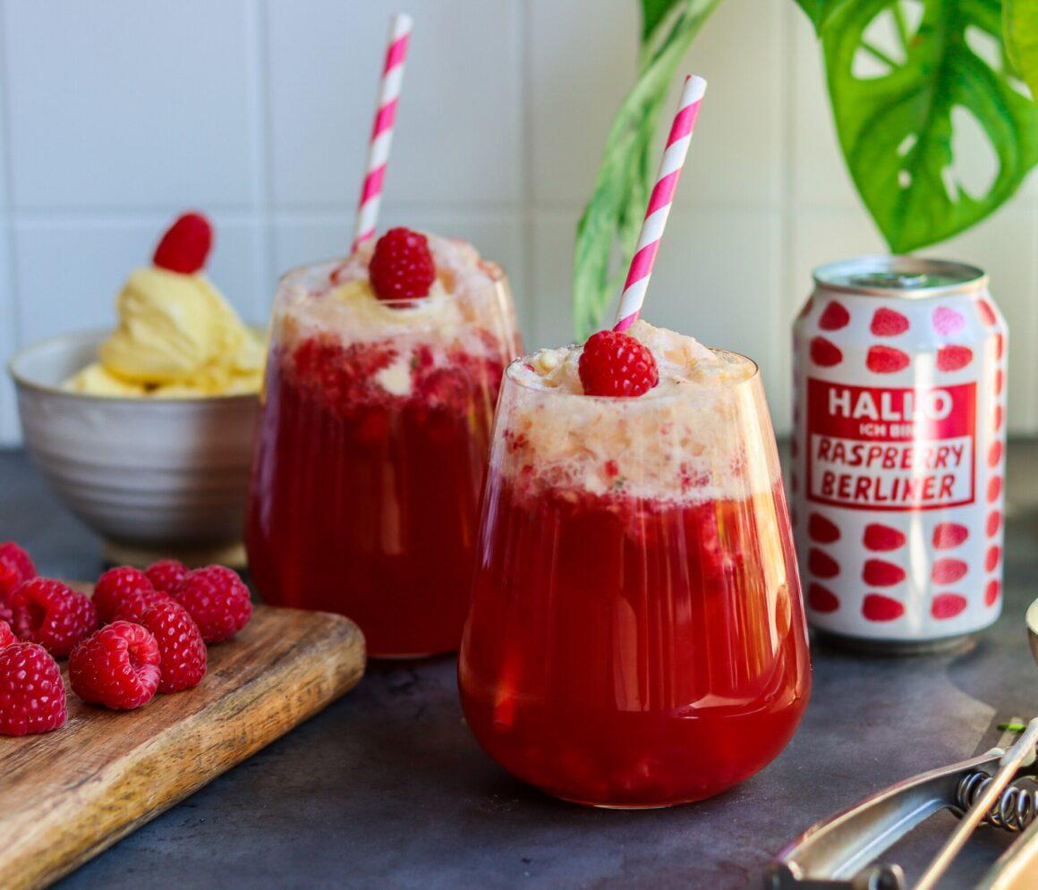 Summer Beer Cocktails Mikkeller Hallo Ich Bin Raspberry