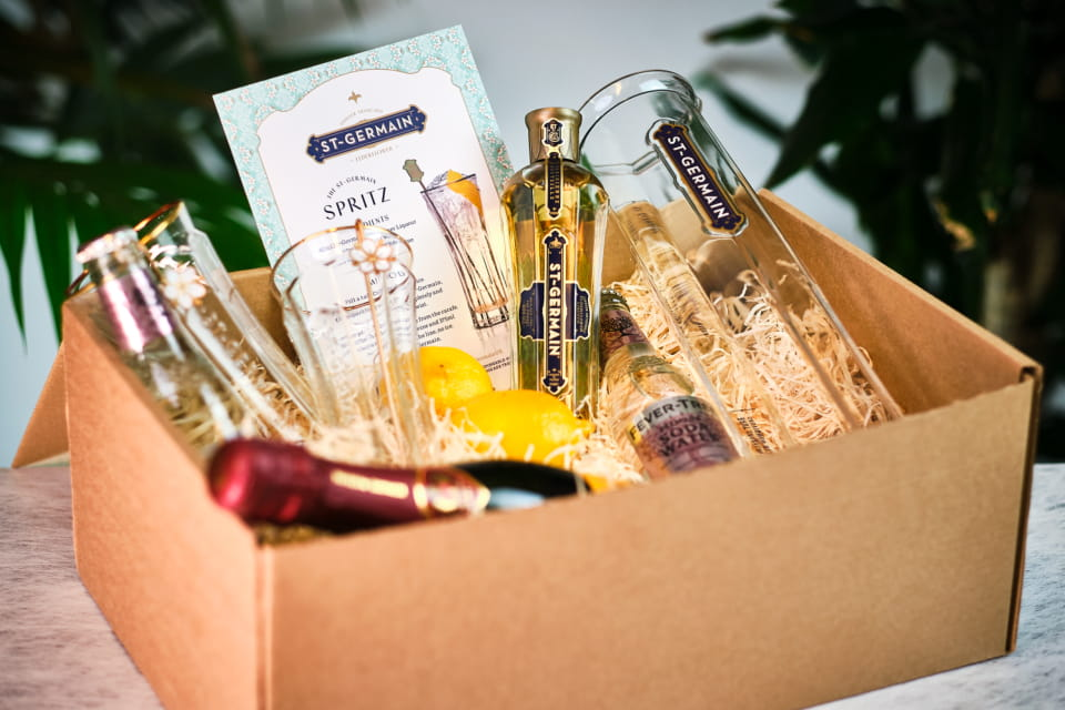 A New Cocktail Delivery Service With St-Germain