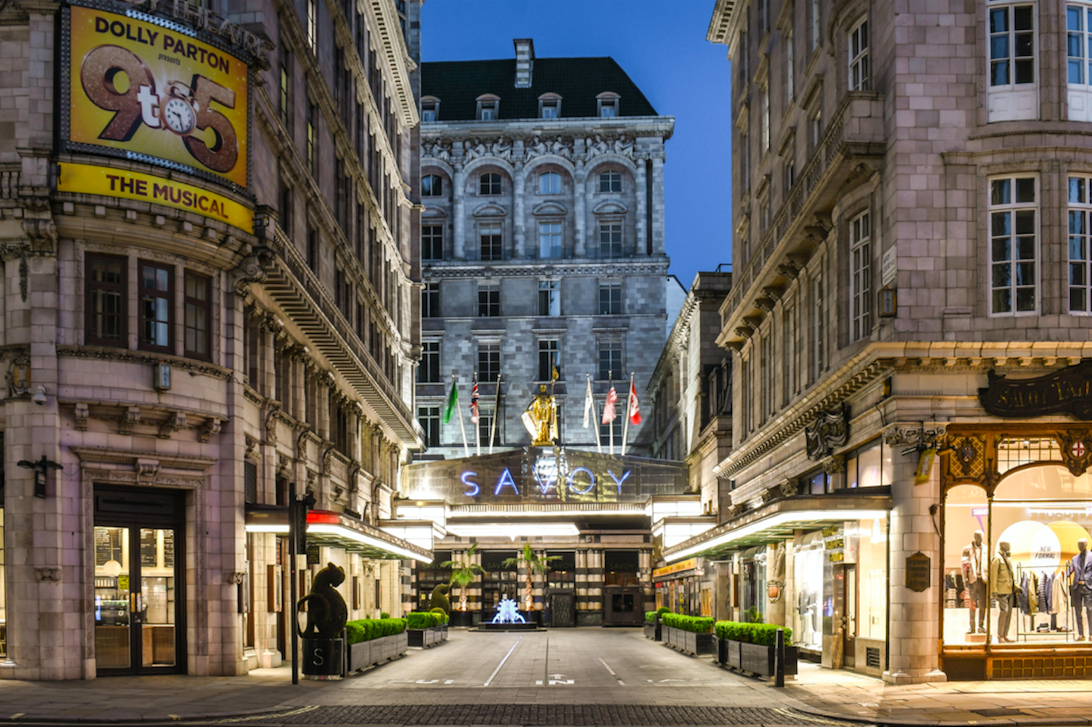 London's World Famous Savoy Hotel Reopens Its Doors Off The Cuff LDN