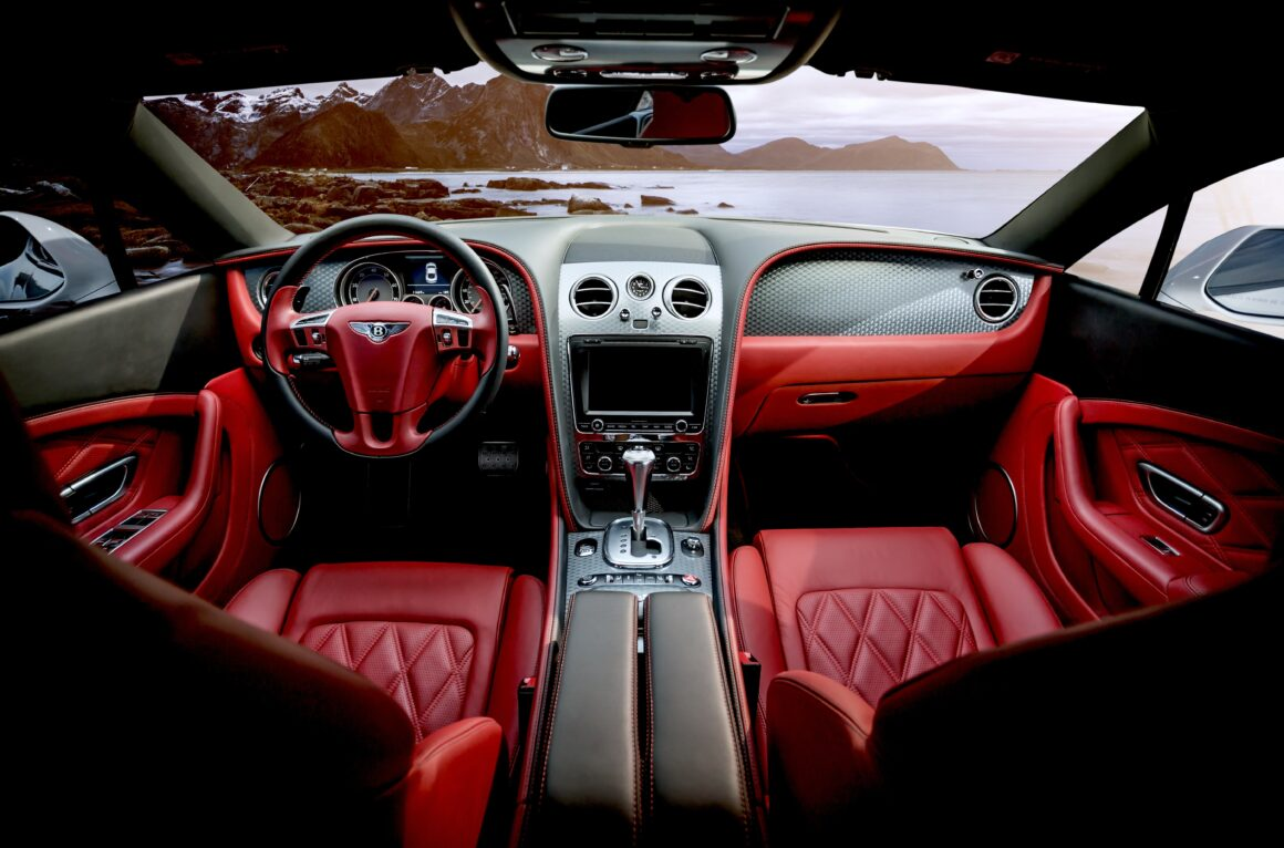 How You Could Be Living The High Life - Luxury Car