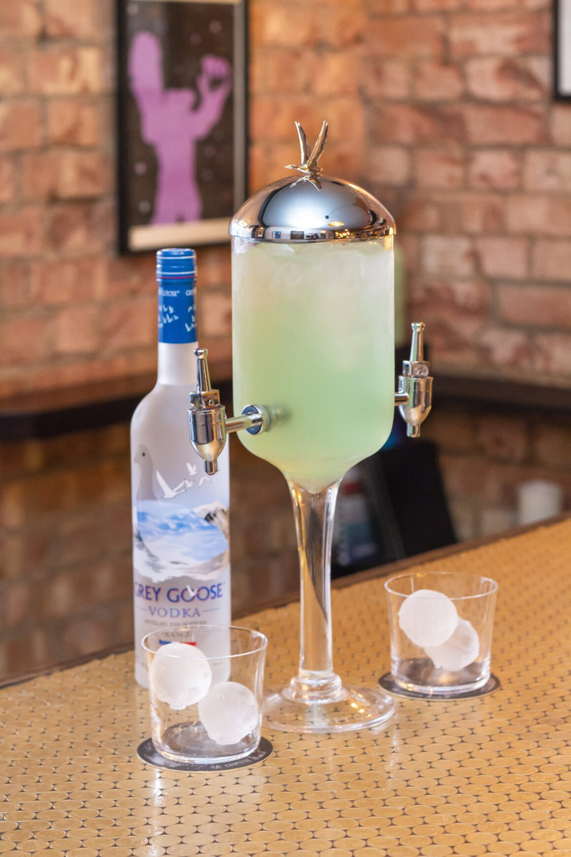 World Vodka Day - Top Vodka Tipples - Green Hour @ Coupette